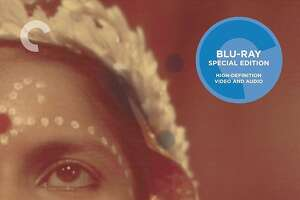 """Blu-ray cover: """"The River"""""""