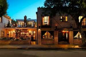 The Granada Hotel and Bistro in San Luis Obispo.