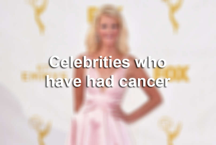Celebrities who have had cancer Photo: Jordan Strauss, Associated Press