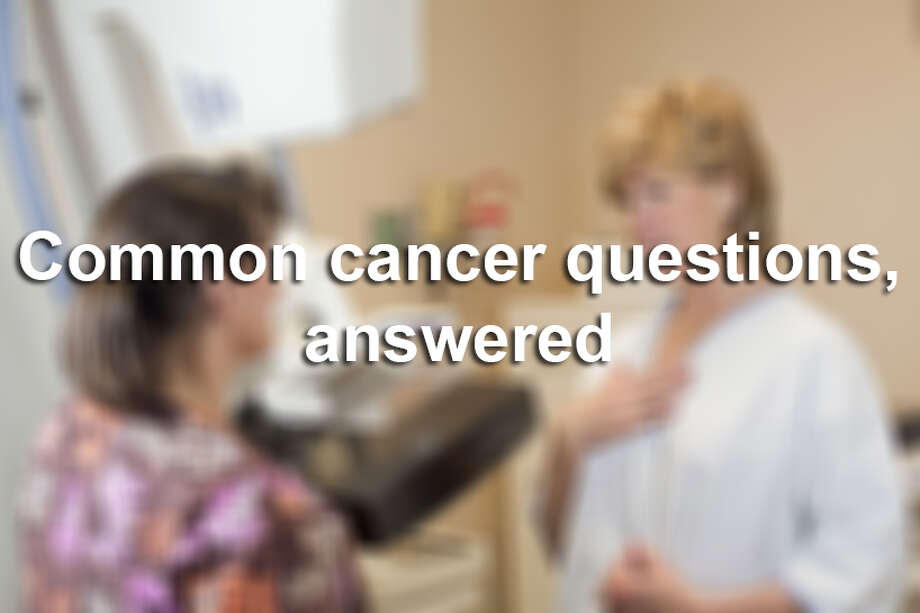 Common cancer questions, answered Photo: Getty Images