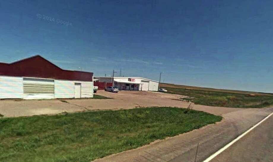A view of Swett, South Dakota. Photo: Google Street View