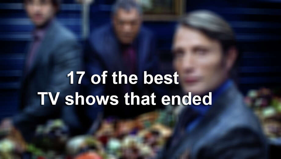 Here are 17 of the best shows on television that came to an end in 2015. / 2013 NBCUniversal Media, LLC