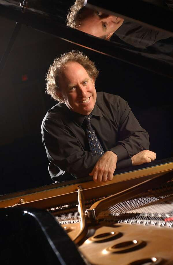 Pianist Jeffrey Kahane joins Joseph Swensen and Carter Brey. Photo: Green Music Center