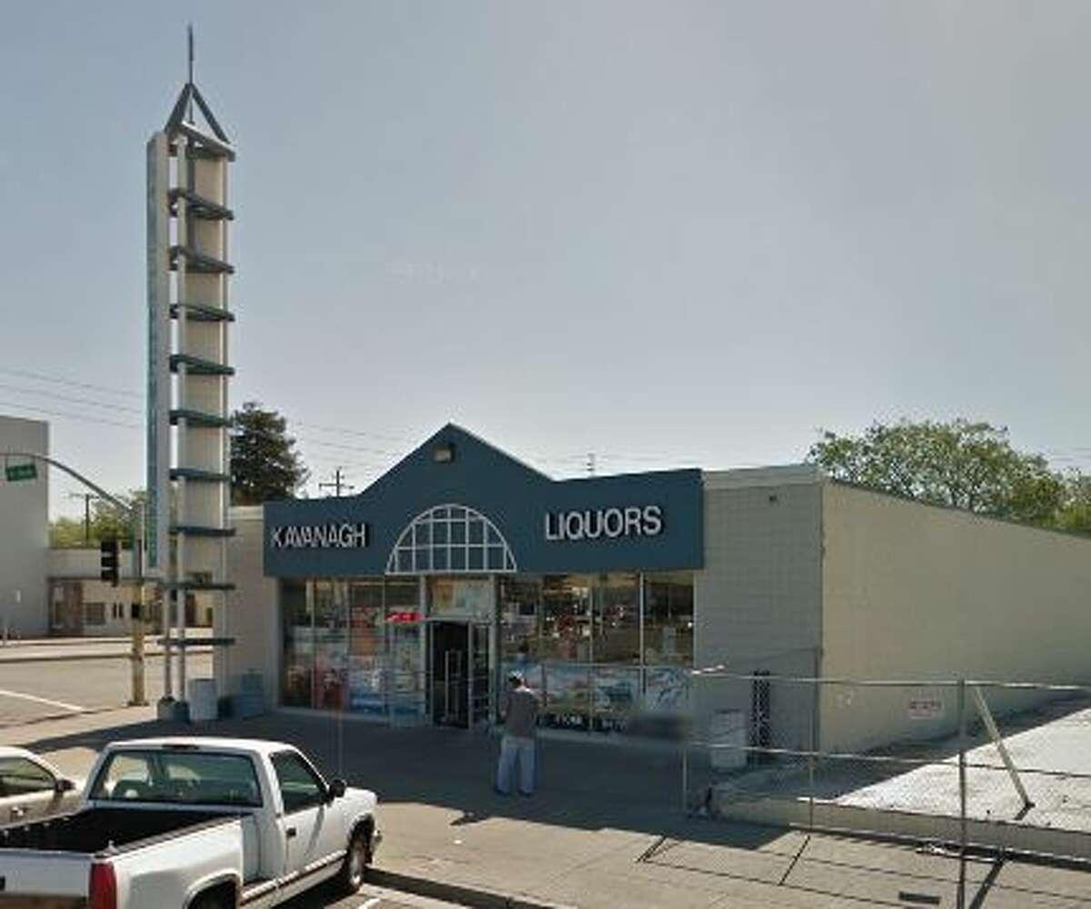 Kavanagh Liquors #1: 500 Via Mercado, San Lorenzo - 5 winning tickets