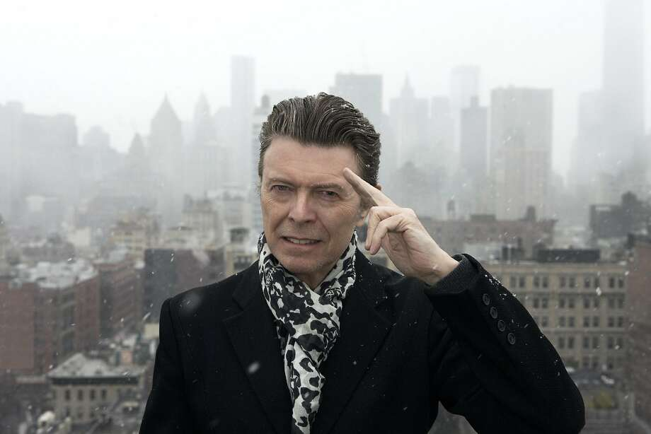David Bowie celebrates his 69th birthday with the release of a new album, 'Blackstar.' Photo: Jimmy King, Sony Music