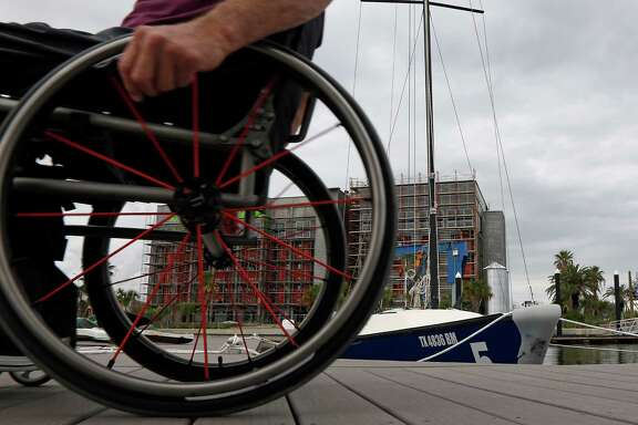 Lawsuits alleging discrimination based on disability were among the most numerous filed last year by the U.S. Equal Employment Opportunity Commission. (Houston Chronicle photo)