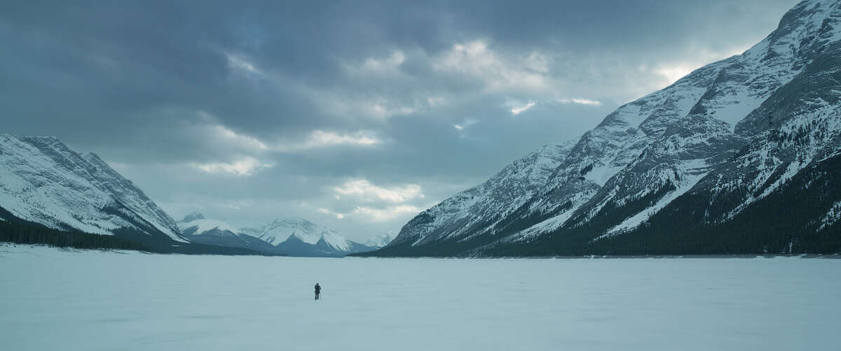 """This photo provided by courtesy of Twentieth Century Fox shows a scene from the film, """"The Revenant,"""" directed by Alejandro Gonzalez Inarritu. The movie opens in U.S. theaters on Jan. 8, 2016. (Courtesy Twentieth Century Fox via AP)"""