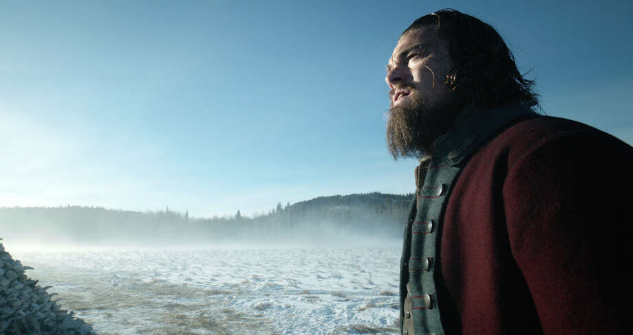 "Leonardo DiCaprioCongrats on the Oscar, but your nasty beard in ""The Revenant"" was one of the reasons we were rooting for the bear. Photo: HONS / Twentieth Century Fox"
