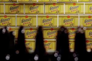 ** ADVANCE FOR WEEKEND JULY 4-5, AND THEREAFTER ** Shiner Bock is bottled at the Spoetzl Brewery, home to Shiner beers, in Shiner, Texas, Thursday, June 25, 2009. The brewery is celebrating 100 years of brewing beer.
