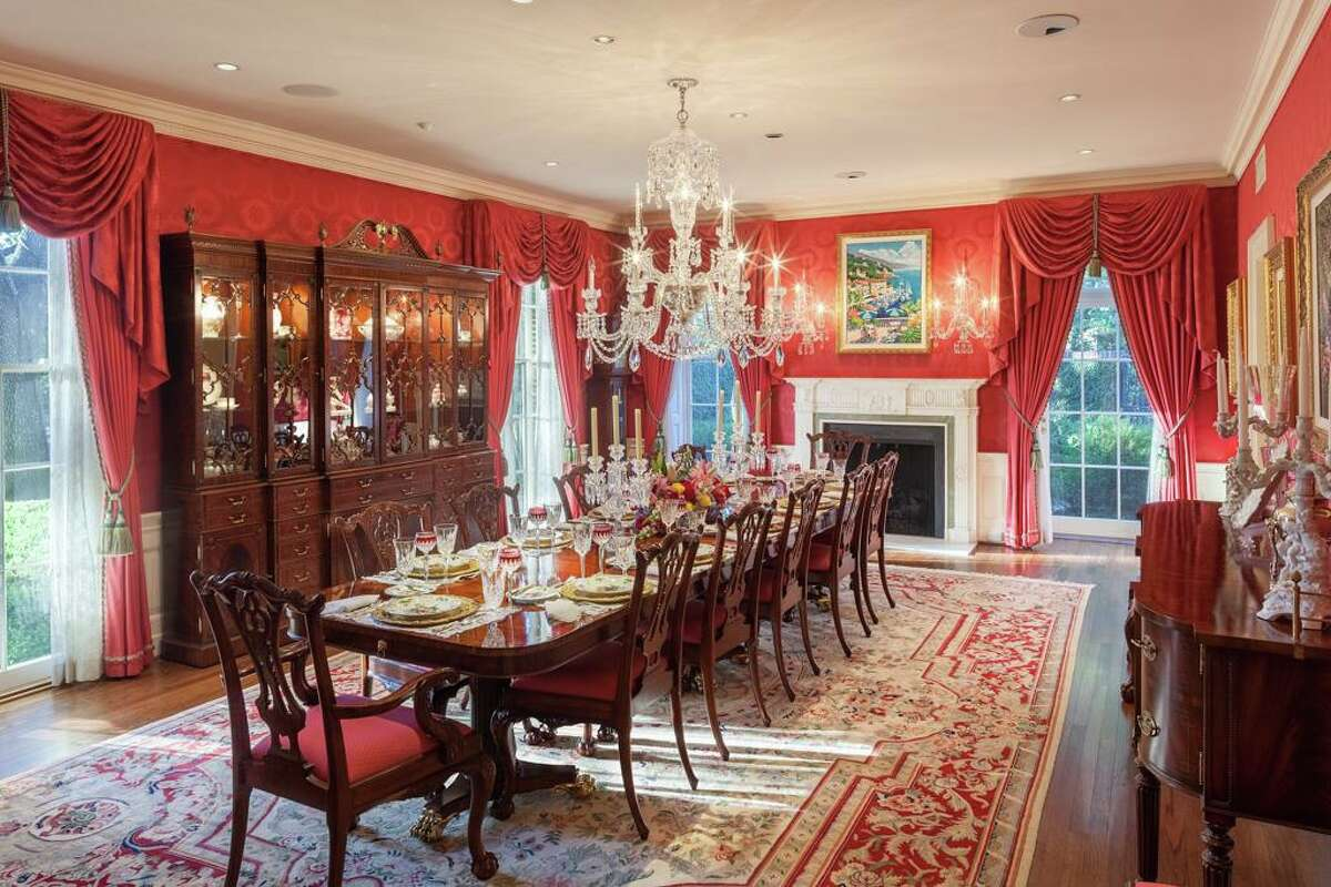 River Oaks Country Club Pictured: 1721 River Oaks Blvd , $16.9 million / 16.931 sq. ft.