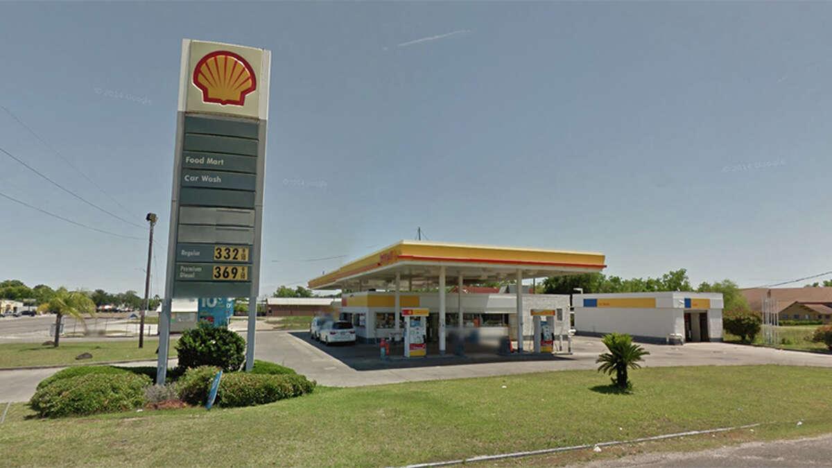 Shell C Store 2549 Memorial Blvd., Port Arthur Source: Texas Lottery