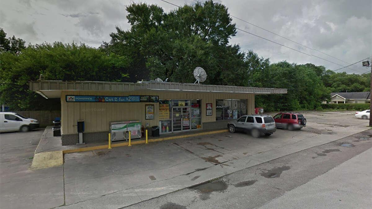 Stop N Drive #28 6048 Monroe, Groves Source: Texas Lottery