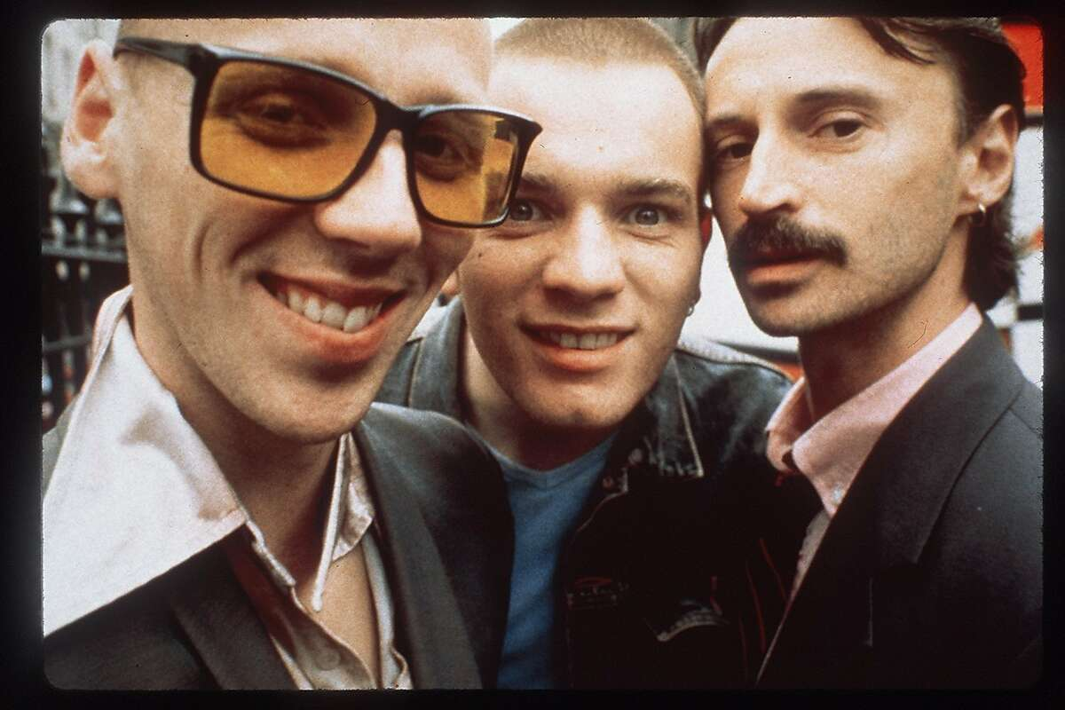 """""""Trainspotting,"""" among the great indie films of 1996."""