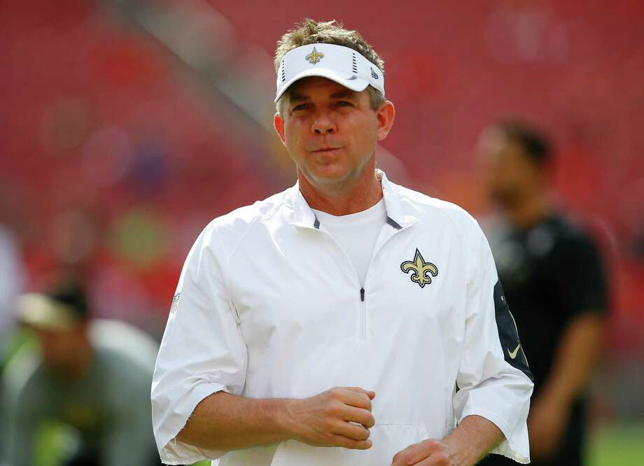 Sean Payton. Photo: Jeff Haynes / Associated Press / FR171008 AP