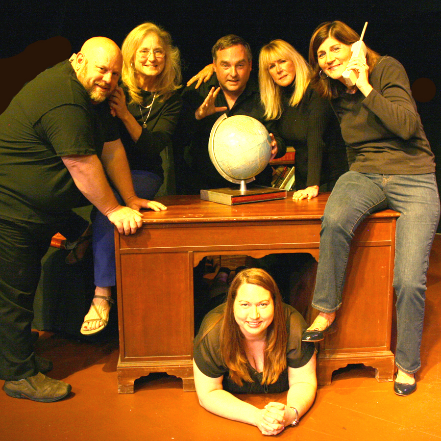 Role In The Hay Players Perform Improv Show At Ridgefield