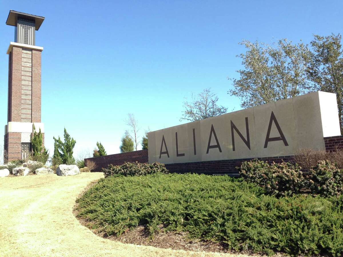 Aliana, a community near the Grand Parkway and West Airport in Fort Bend County, registered 243 home sales so far in 2016, nearly the same as 245 sales through mid-year 2015.