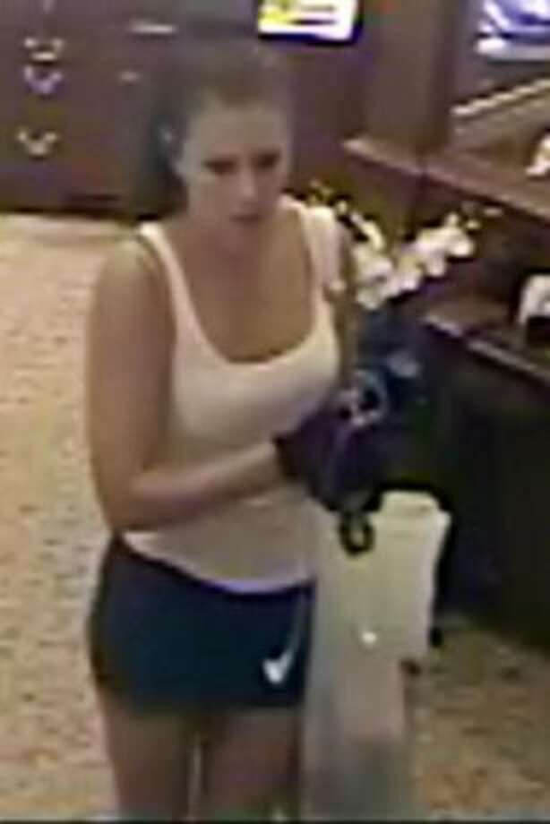 FBI Sporty Diamond Diva has robbed jewelry stores in five states