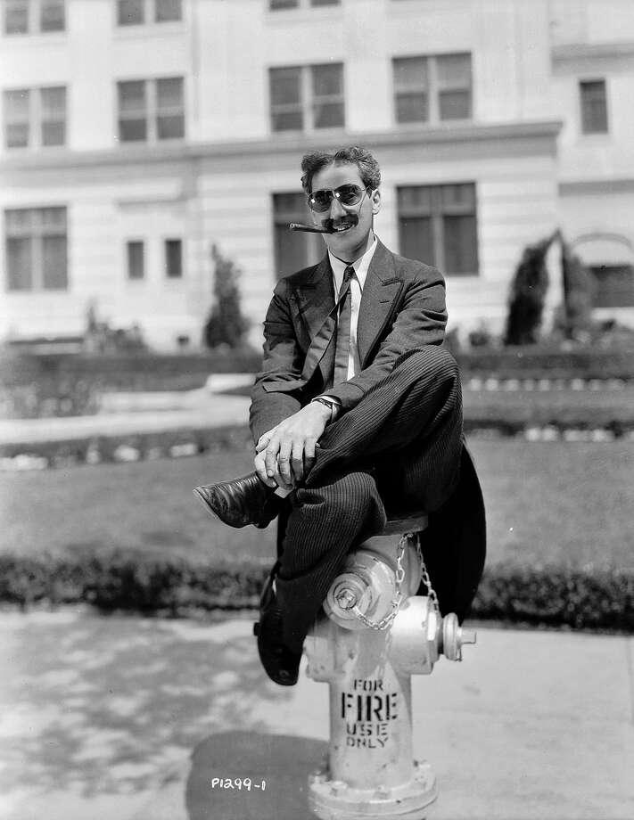 Groucho Marx, circa 1935. Photo: John Kobal Foundation / Getty Images