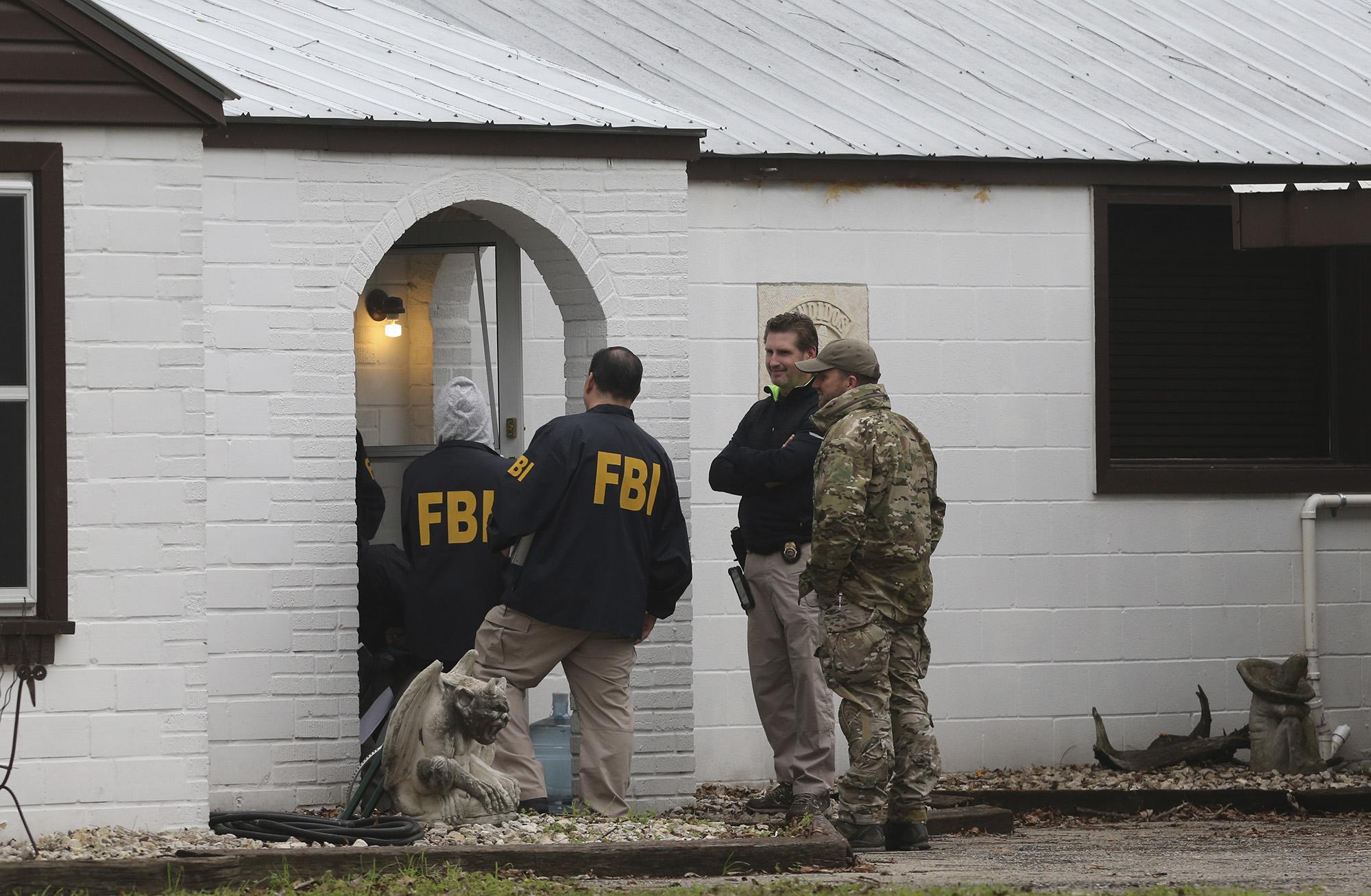 Fbi And Dea Strike At Bandidos Leaders San Antonio