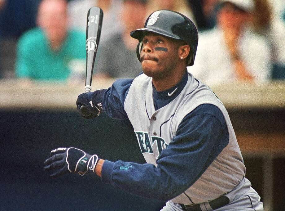 Ken Griffey Jr. was a 13-time All-Star outfielder and finished with 630 homers, sixth on the career list. Photo: John Gaps Iii, Associated Press