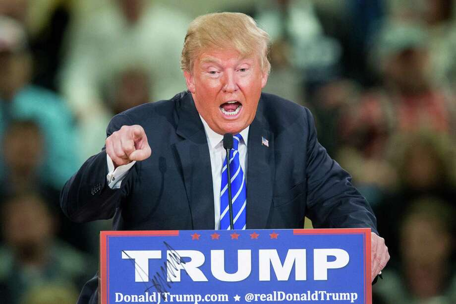 """""""It's time to drain the swamp in Washington, D.C. This is why I'm proposing a package of ethics reforms to make our government honest again"""" -- Donald Trump in 2016. / © Corbis.  All Rights Reserved."""