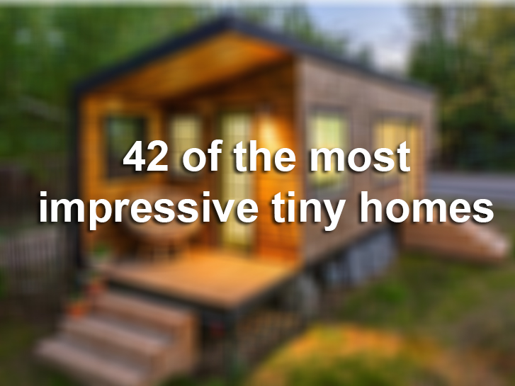 See inside the 104-square-foot tiny house that helped a