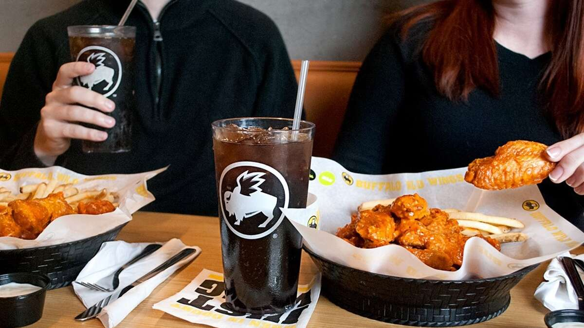 Anything but wings at Buffalo Wild Wings