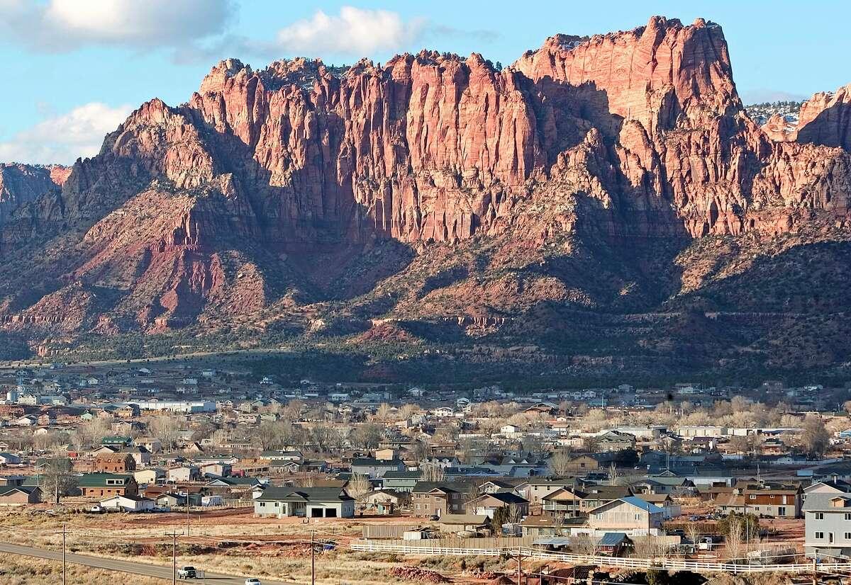 Hildale Utah And Colorado City Arizona