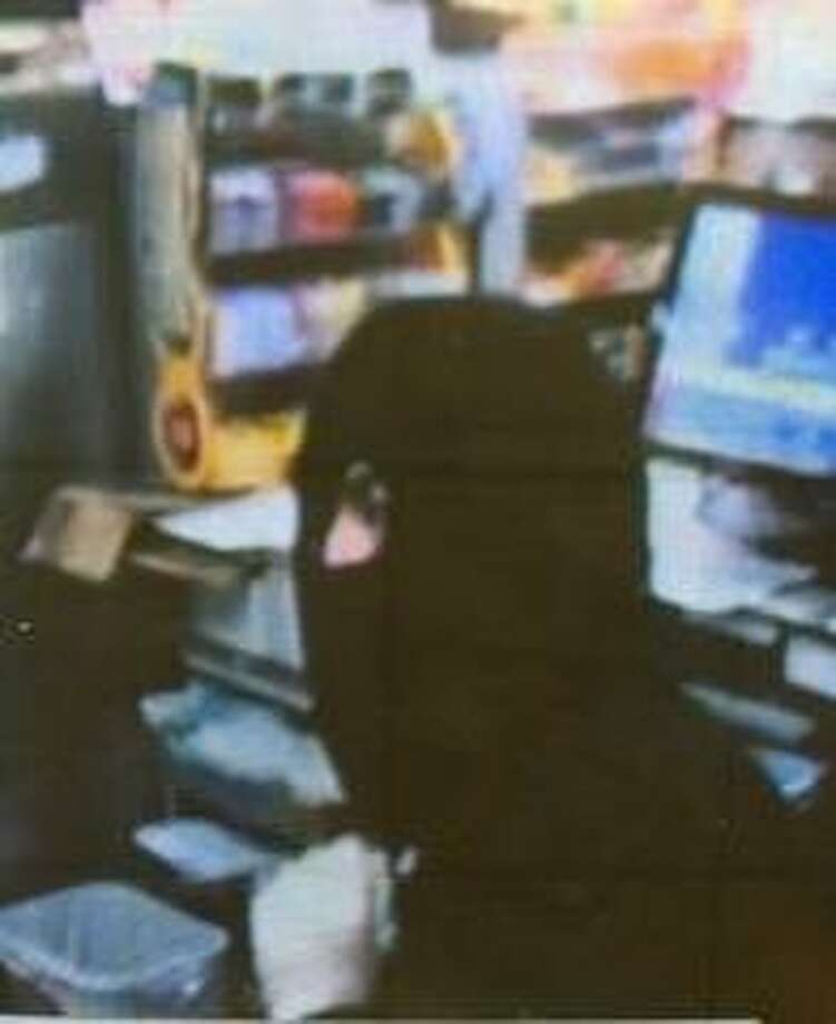 Police are searching for this man, believed to be responsible for a string of armed robberies in Walnut Creek, San Leandro and Redwood City, the most recent of which occurred the night of Wednesday, Jan. 6, 2015.. Photo: Courtesy, Walnut Creek Police Department