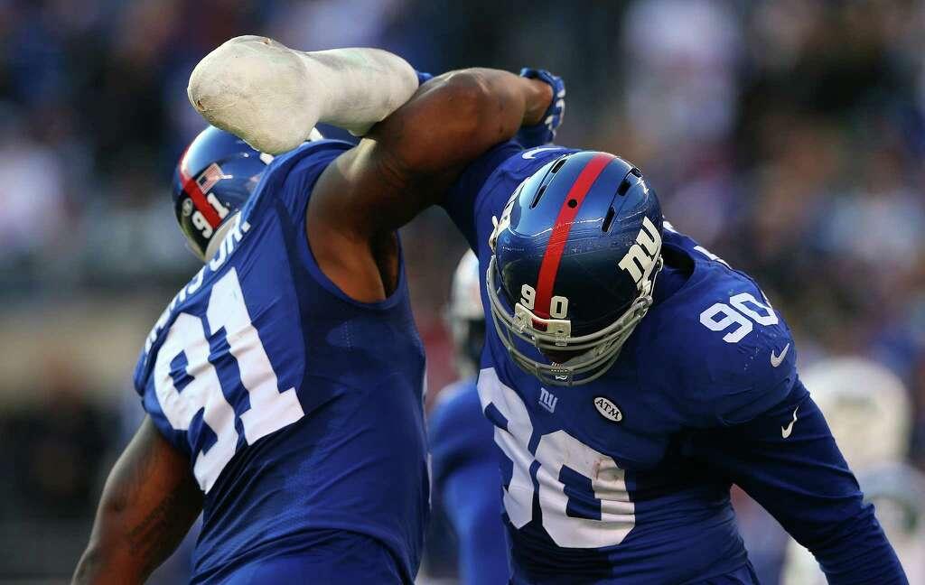 New York Giants Robert Ayers LIMITED Jerseys