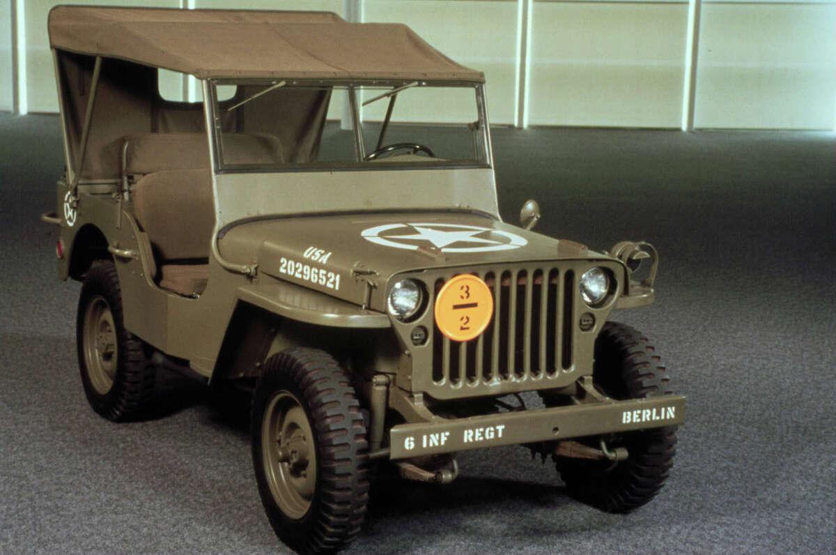 1943 Jeep(R) MB. (C-986)