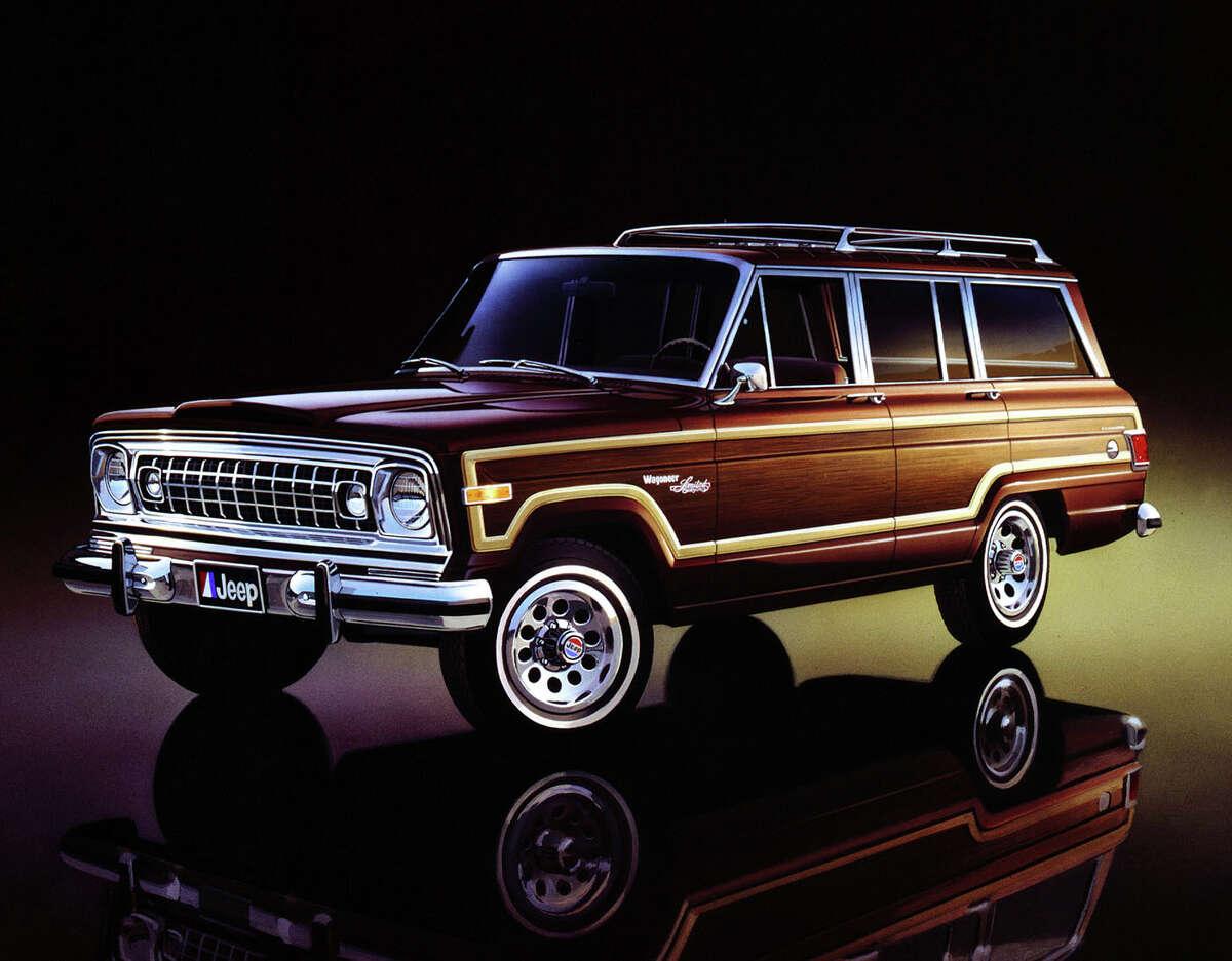 1978 Jeep Wagoneer Limited