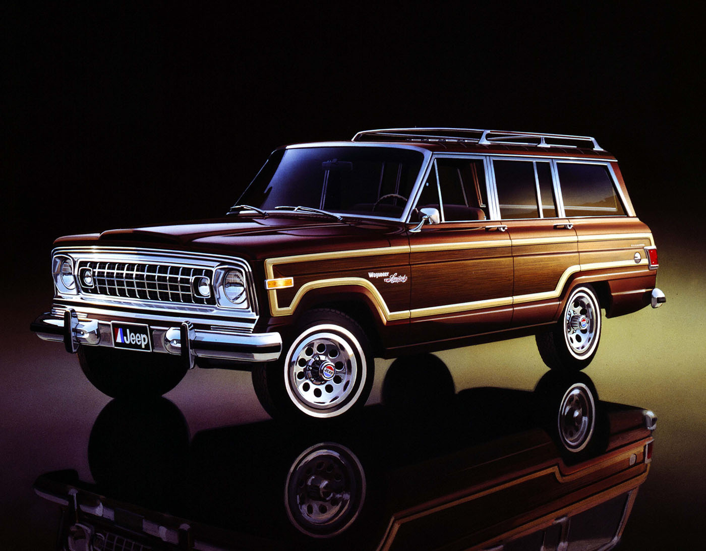 Report: Fiat CEO hints at Jeep Wagoneer returning in high-end style