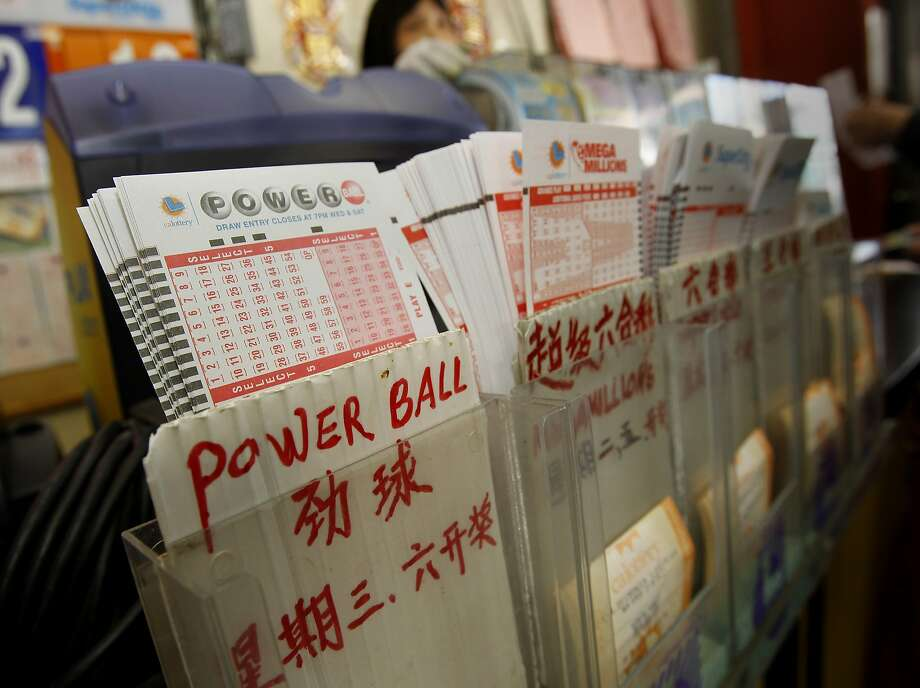 Saturday's Powerball drawing is expected to boast a record $700 million jackpot. Photo: Brant Ward, The Chronicle