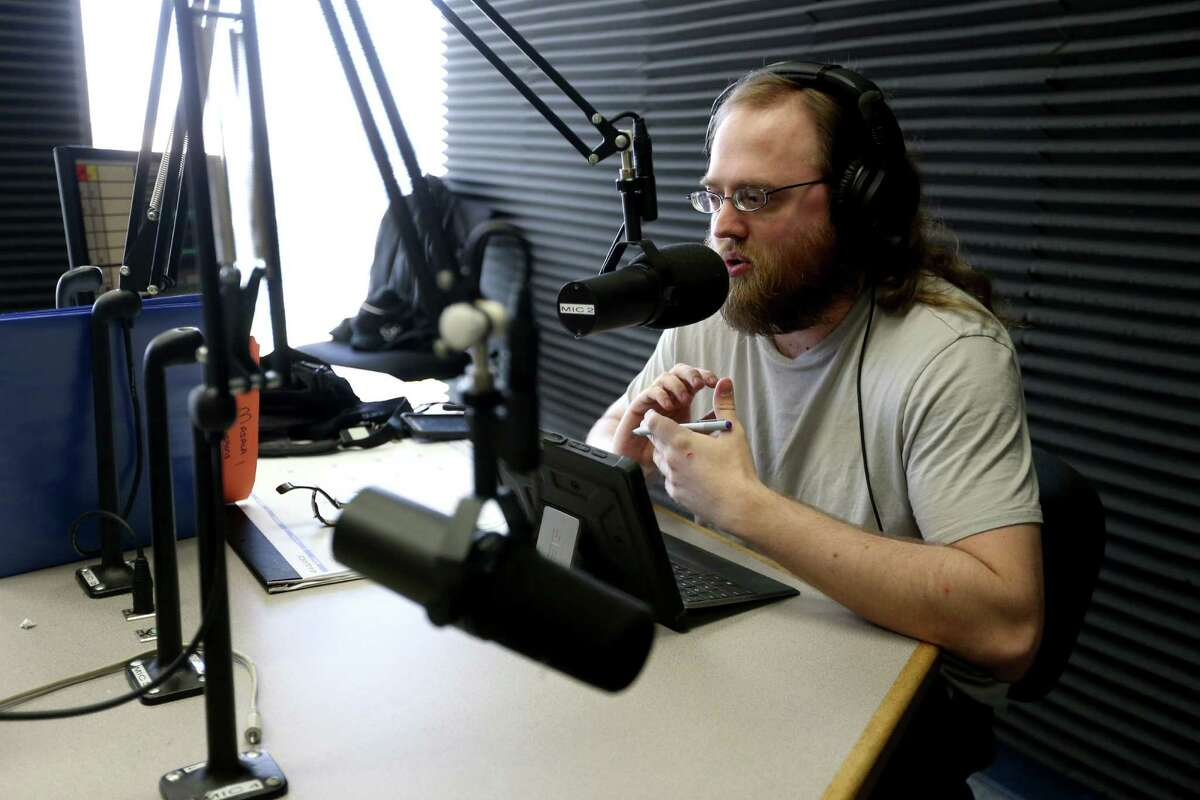 """Paul Louden's radio show, """"Theories of Mind,"""" provides a perspective on the mental health challenges facing us. The show is broadcast 10-11 a.m. on Tuesdays."""