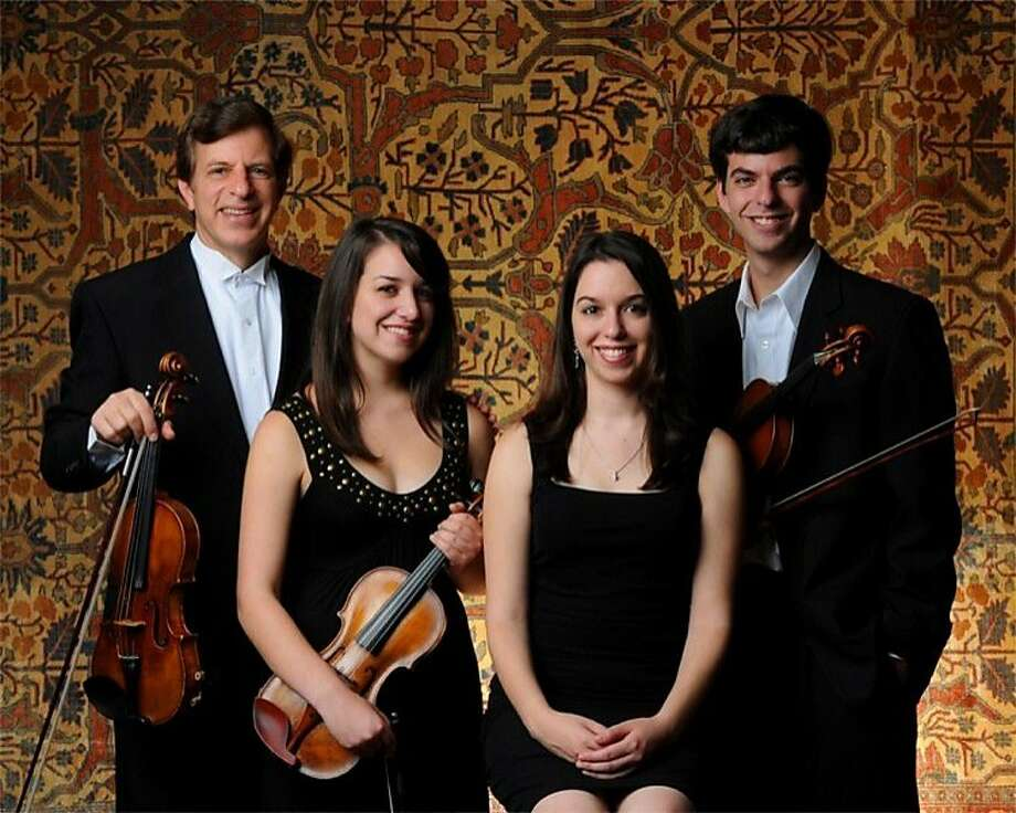 A photo of the Mazmanian Family Musical Ensemble. Greg Mazmanian's (far left) $35,000 violin was stolen on Dec. 28 in san Francisco after someone broke into his car.