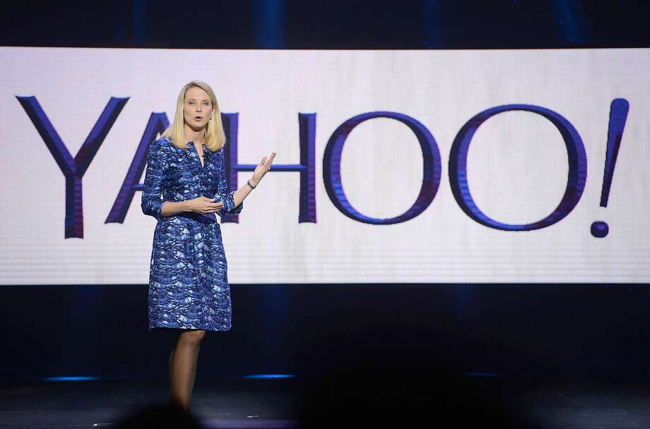 "(FILES) In this file photo dated January 7, 2014 shows Yahoo CEO Marissa Mayer speaking during her keynote address at  the 2014 International CES in Las Vegas, Nevada.  A key investor in Yahoo demanded January 6, 2016 that the board of directors undertake a management change and warned it could push for a board shakeup if that did not happen. Activist hedge fund Starboard Value said investors appear to ""have lost all confidence in management and the board"" after the company, led by Silicon Valley star Marissa Mayer, has failed to turn around Yahoo's struggling core Internet business. In a letter to the board, Starboard said Yahoo needs to sell off the core business to other investors, but that so far the company has ignored expressions of interest from buyers.  AFP PHOTO / FILES / ROBYN BECKROBYN BECK/AFP/Getty Images Photo: Robyn Beck, AFP / Getty Images"