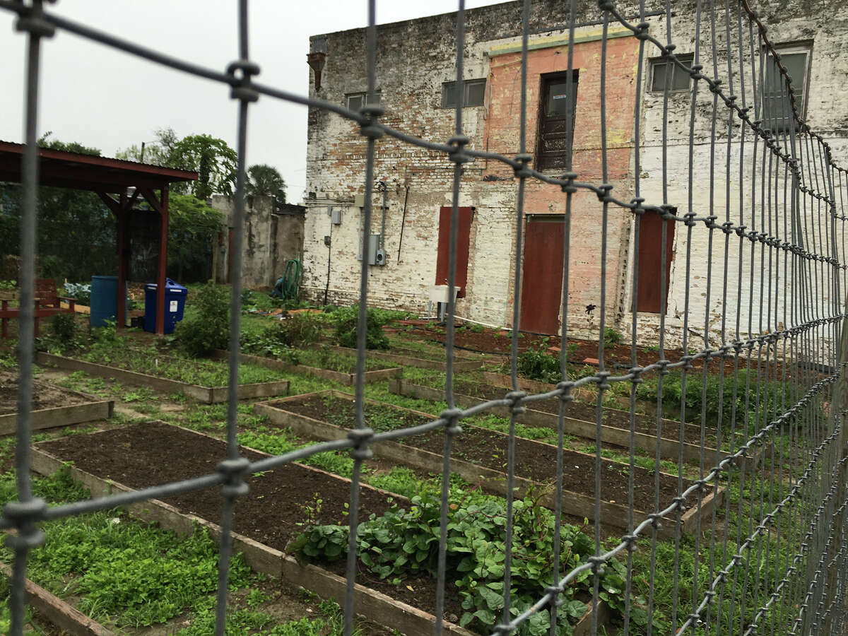 A vote by Brownsville's Planning and Zoning Commission favoring an attempt to tear down the so-called Rubio house now leaves its fate with the city. In 2003, a man, with help from his common-law wife, decapitated her three kids at the home. Next to it is a community garden that honors the children.