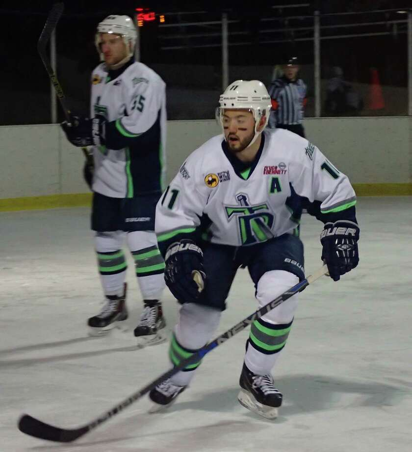 Titans' Scorcia Earns FHL Rookie Of The Month Award