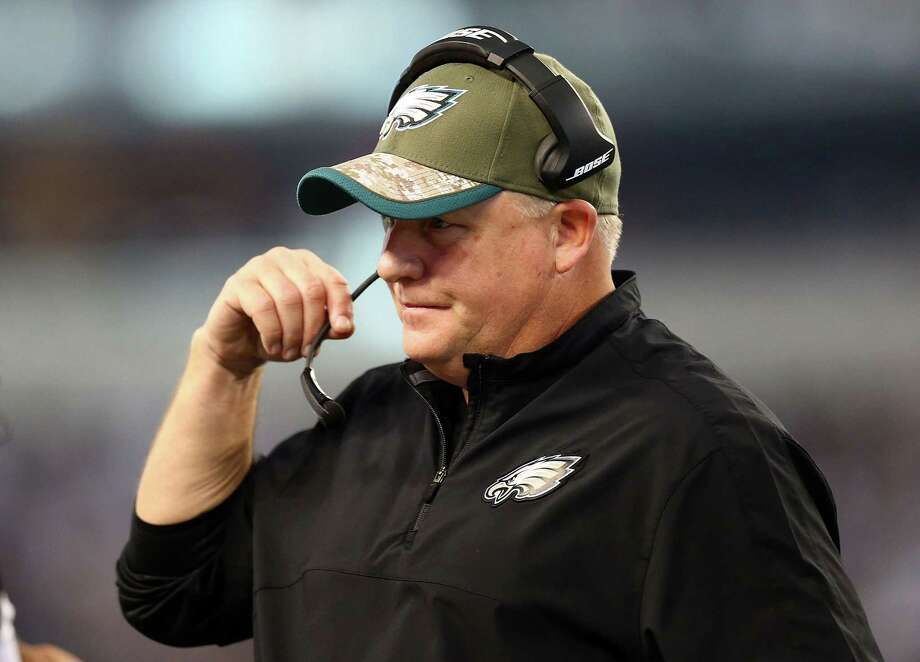 Chip Kelly. Photo: Ronald Martinez / 2014 Getty Images