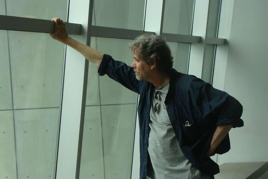 Tony Lane, shown at Cooper Union art school in New York in 2012, streamlined Rolling Stone's cover design in the 1970s. Photo: Anita Malnig