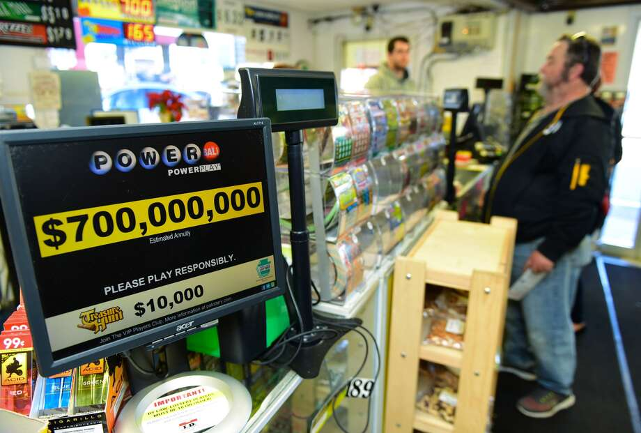 What you need to know about the giant Powerball jackpotThe odds aren't great, but Powerball players across the country will have a shot Wednesday at a record-breaking $1.4 billion jackpot.Because no one won Saturday's estimated $900 million jackpot, the next Powerball drawing has pushed the prize to the biggest ever, beyond the previous record of $656 million. That Mega Millions prize was won in 2012 by players in Kansas, Illinois and Maryland.Powerball is played in 44 states, the District of Columbia, the U.S. Virgin Islands and Puerto Rico.Here are more details about the giant jackpot: Photo: Markel DeLoatch, Associated Press / Public Opinion