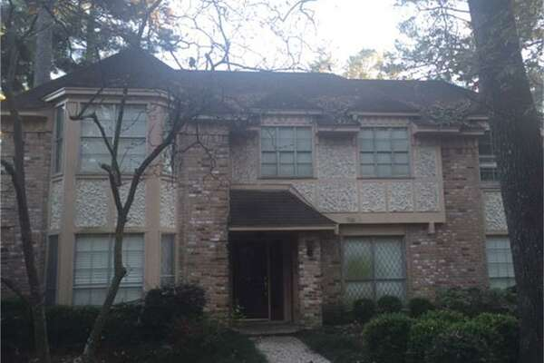 """A house dubbed the """"filthiest house in Houston"""" by its realtor Paul Gomberg is filled with trash and animal waste."""