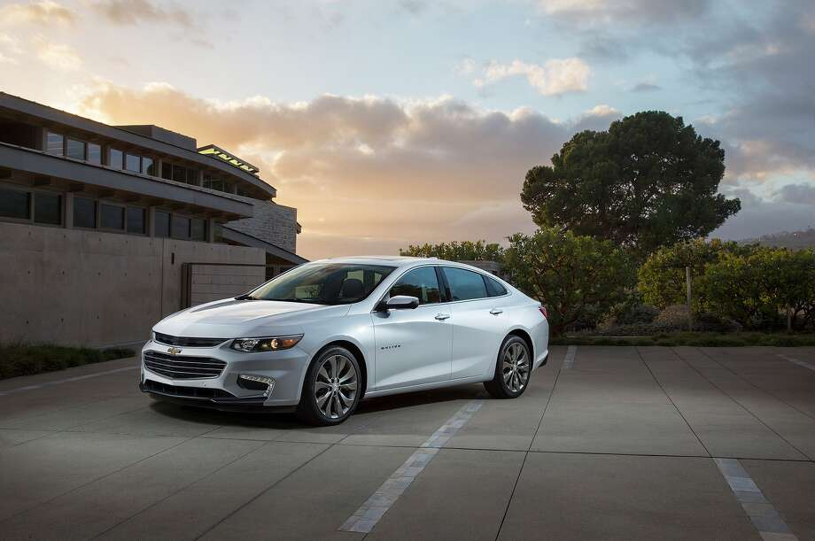 The quintessential midsize sedan boldly steps into the future with an all-new 2016 model, completely restyled and engineered to offer more efficiency, connectivity, and advanced safety features than ever. Photo: Chevrolet