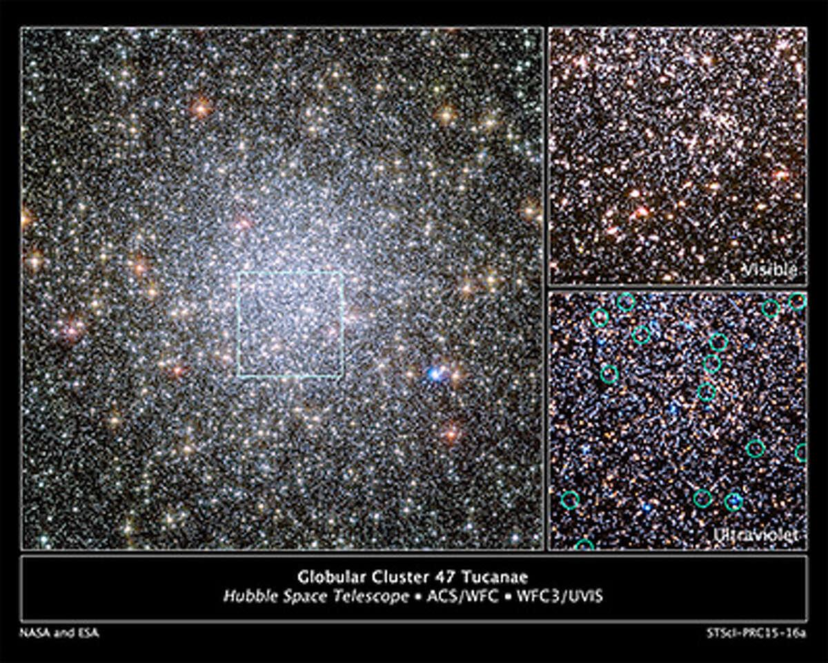 Photo credit: NASA's Hubble space telescope