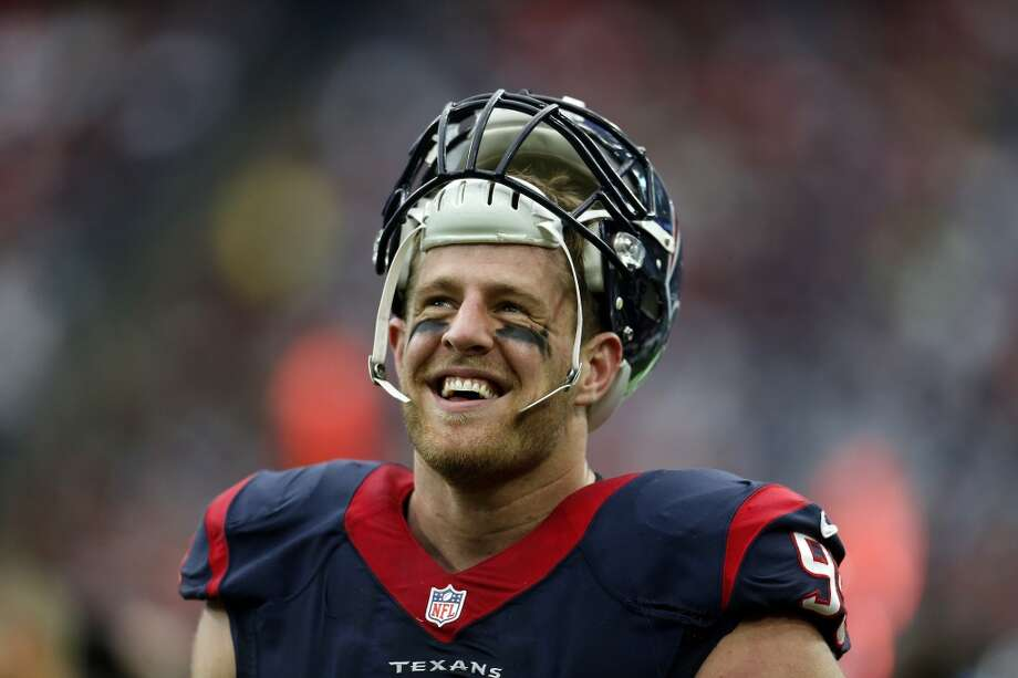 Texans star J.J. Watt was named to The Associated Press All-Pro team for the fourth consecutive season Friday.  Click through the gallery to see the Texans players who've earned All-Pro odds during franchise history. Photo: Karen Warren, Houston Chronicle