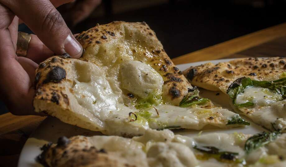 The Bianca pizza at Del Popolo in San Francisco. Photo: John Storey, Special To The Chronicle