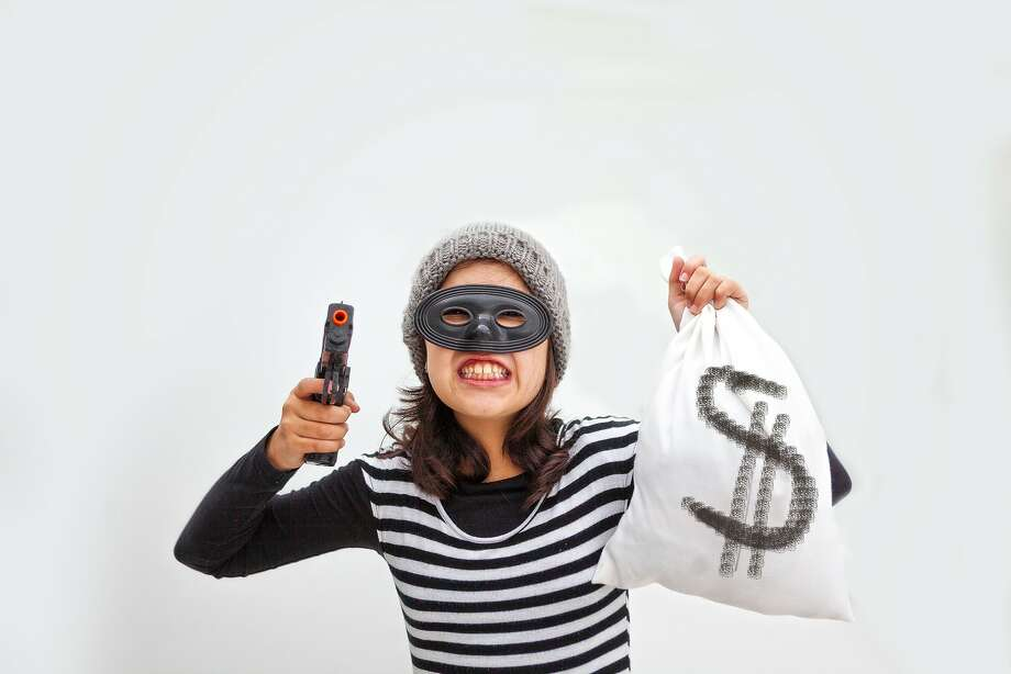 A grandmother is upset her grandchild stole money. Photo: Carol Yepes