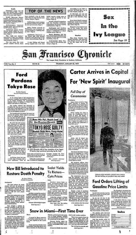 photograph regarding Free Printable Birthday Chronicle known as Chronicle Addresses - San Francisco Chronicle