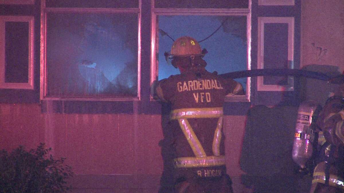 A blaze on the Northeast Side caused significant damage to a home on Friday, Jan. 8, 2016.